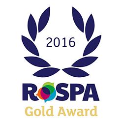 ROSPA award logo